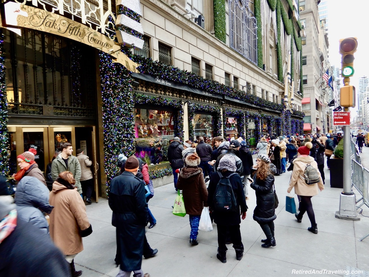 Saks Christmas Windows - Holiday Visit To NYC.jpg