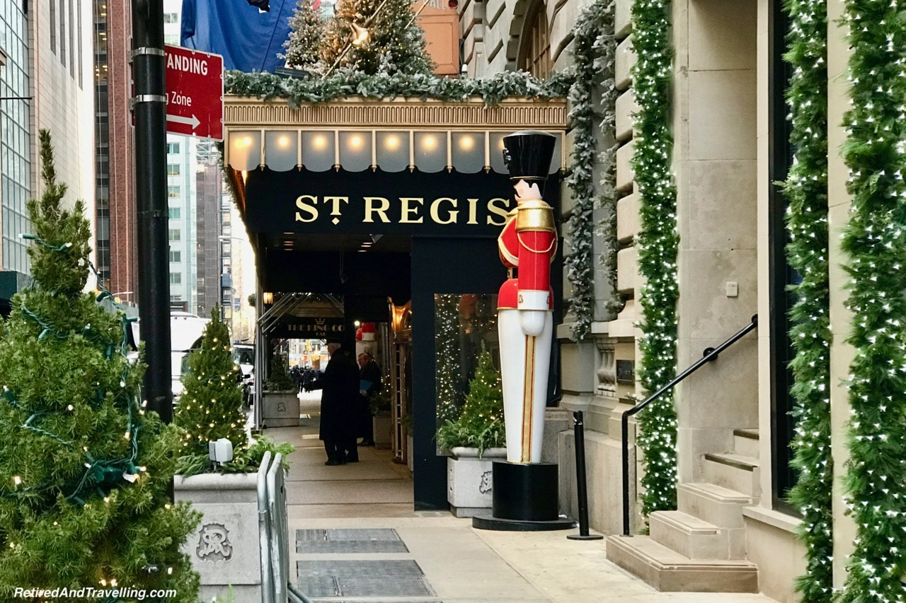St Regis Christmas Decor - Holiday Visit To NYC.jpg