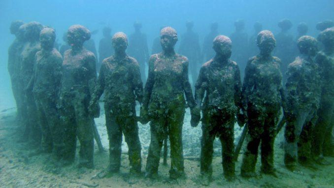 Vicissitudes Underwater Sculptures With Grenada Seafaris - Explore The Underwater Sculptures in Grenada.jpg