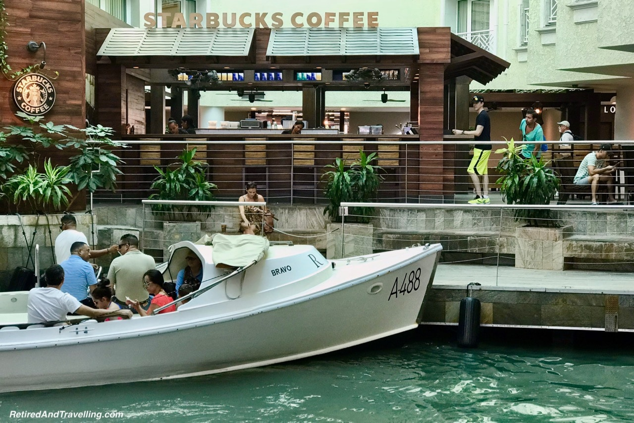 Aruba Downtown Boat Drive In Starbucks - Excursion To Explore Aruba.jpg
