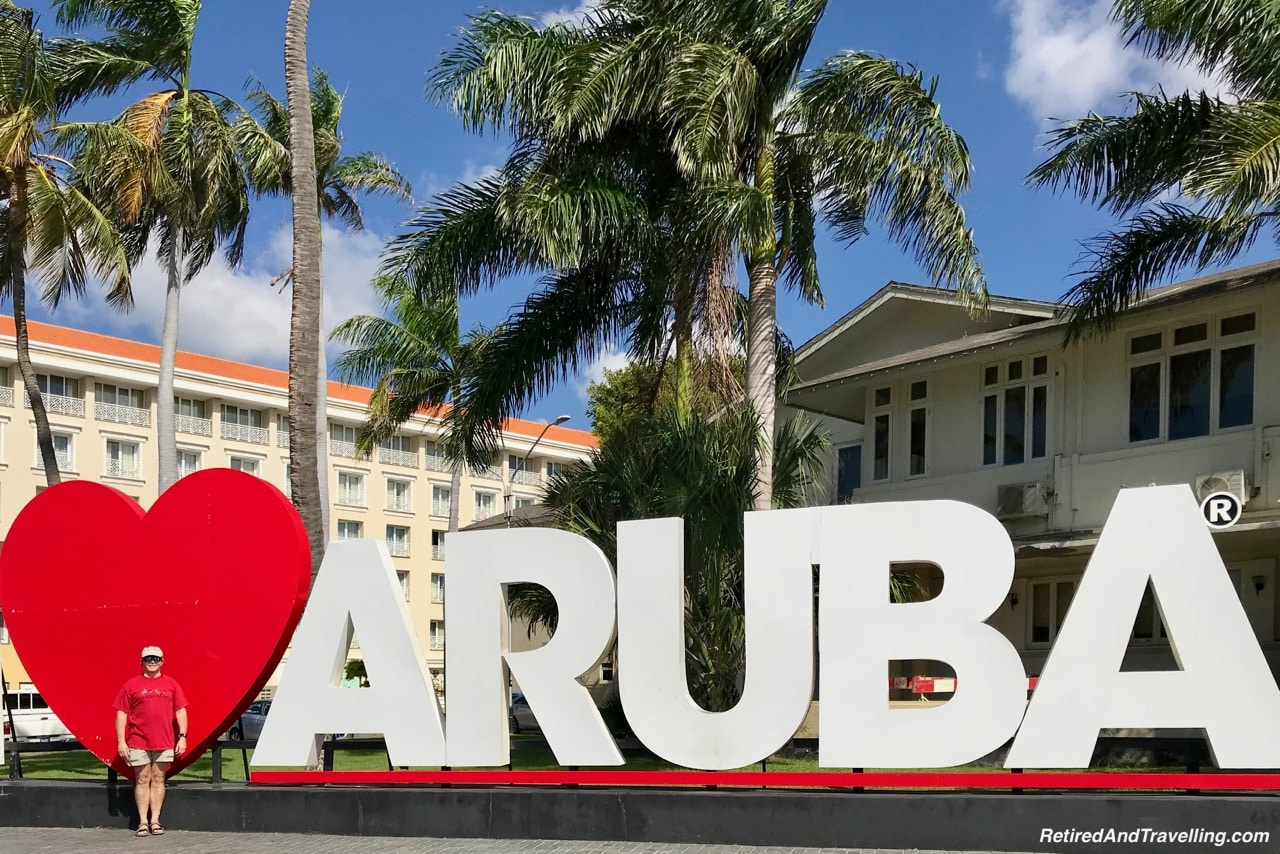 Aruba Downtown I Love Aruba Sign - Excursion To Explore Aruba.jpg