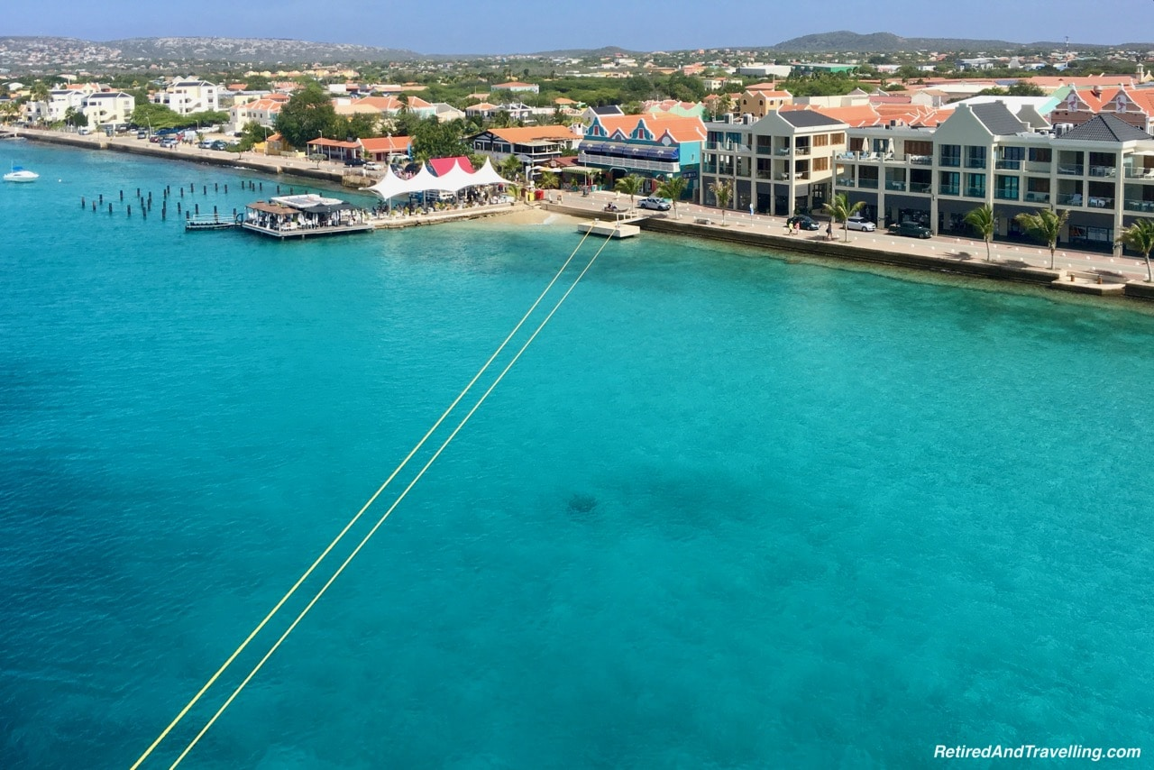 Bonaire Kralendijk Harbour - Head Underwater In Bonaire.jpg