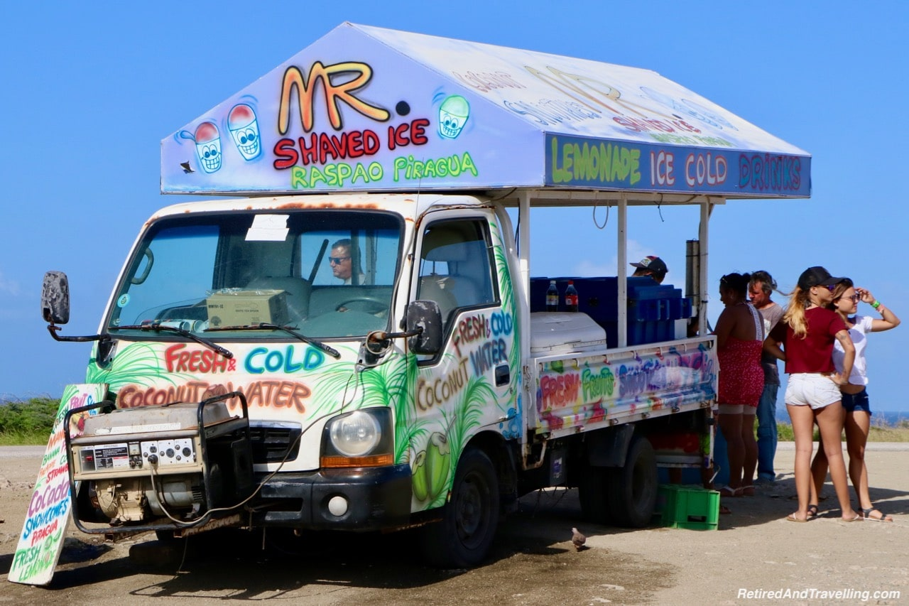 California Lighthouse Mr Shaved Ice - Excursion To Explore Aruba.jpg