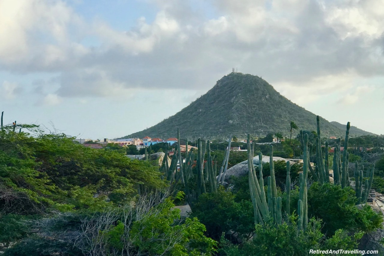 Casibari Rocks View To Hooiberg Mountain - Excursion To Explore Aruba.jpg