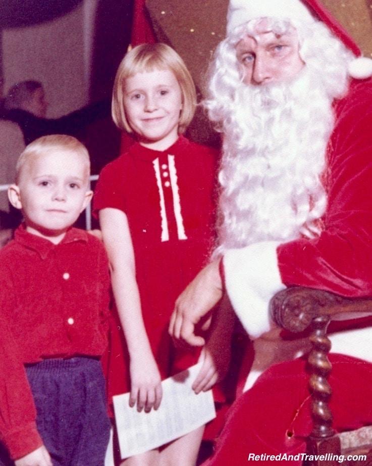 Santa Clause at Casa Loma - Afternoon Tea At A Castle In Toronto.jpg