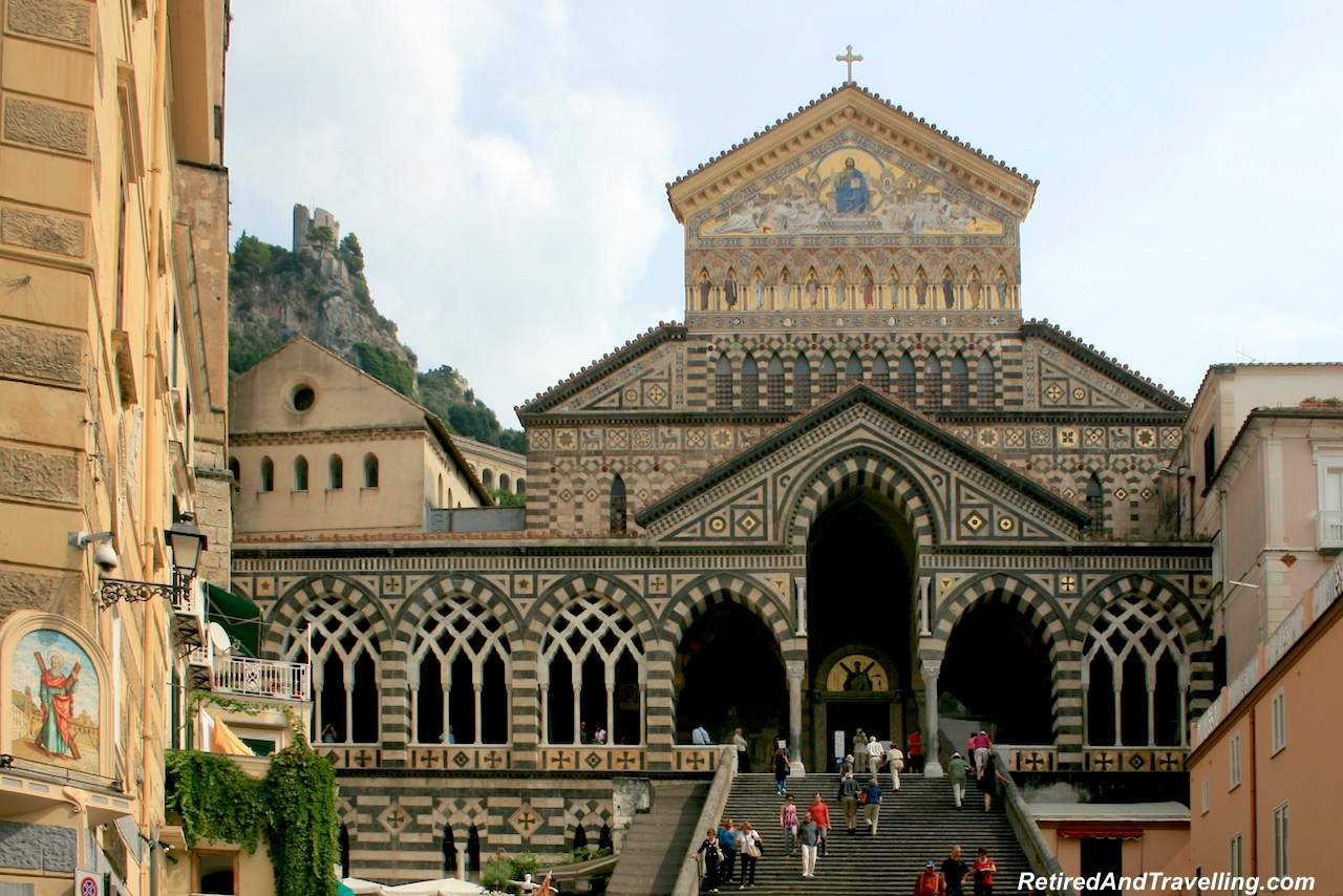 Town of Amalfi Duomo - Travel On The Amalfi Coast.jpg