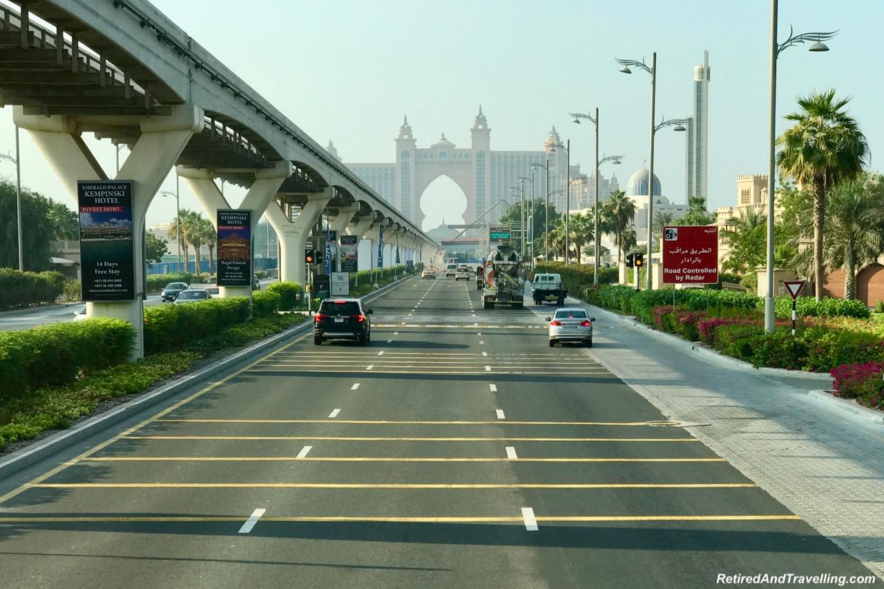 Palm Jumeirah To Atlantis Dubai - Dubai For New Years.jpg