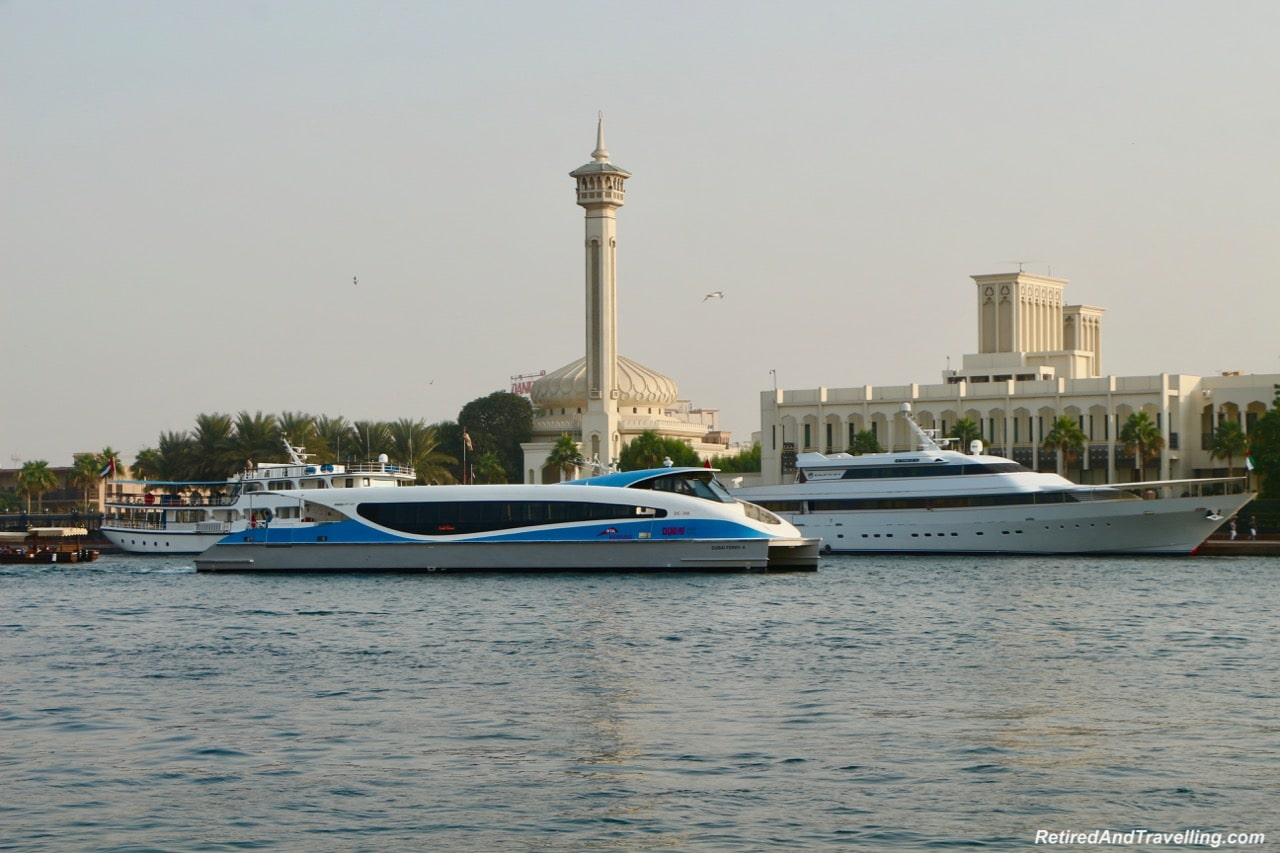 Ferry Service - Ways To Get Around Dubai.jpg