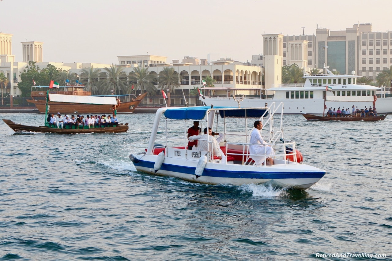 Private Water Taxi - Ways To Get Around Dubai.jpg