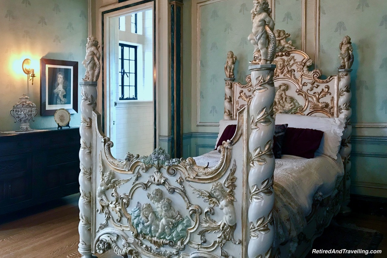 Bedrooms at Casa Loma - Afternoon Tea At A Castle In Toronto.jpg
