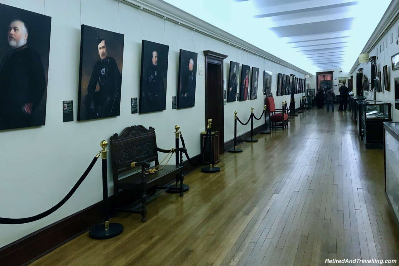 Portrait Gallery at Casa Loma - Afternoon Tea At A Castle In Toronto.jpg