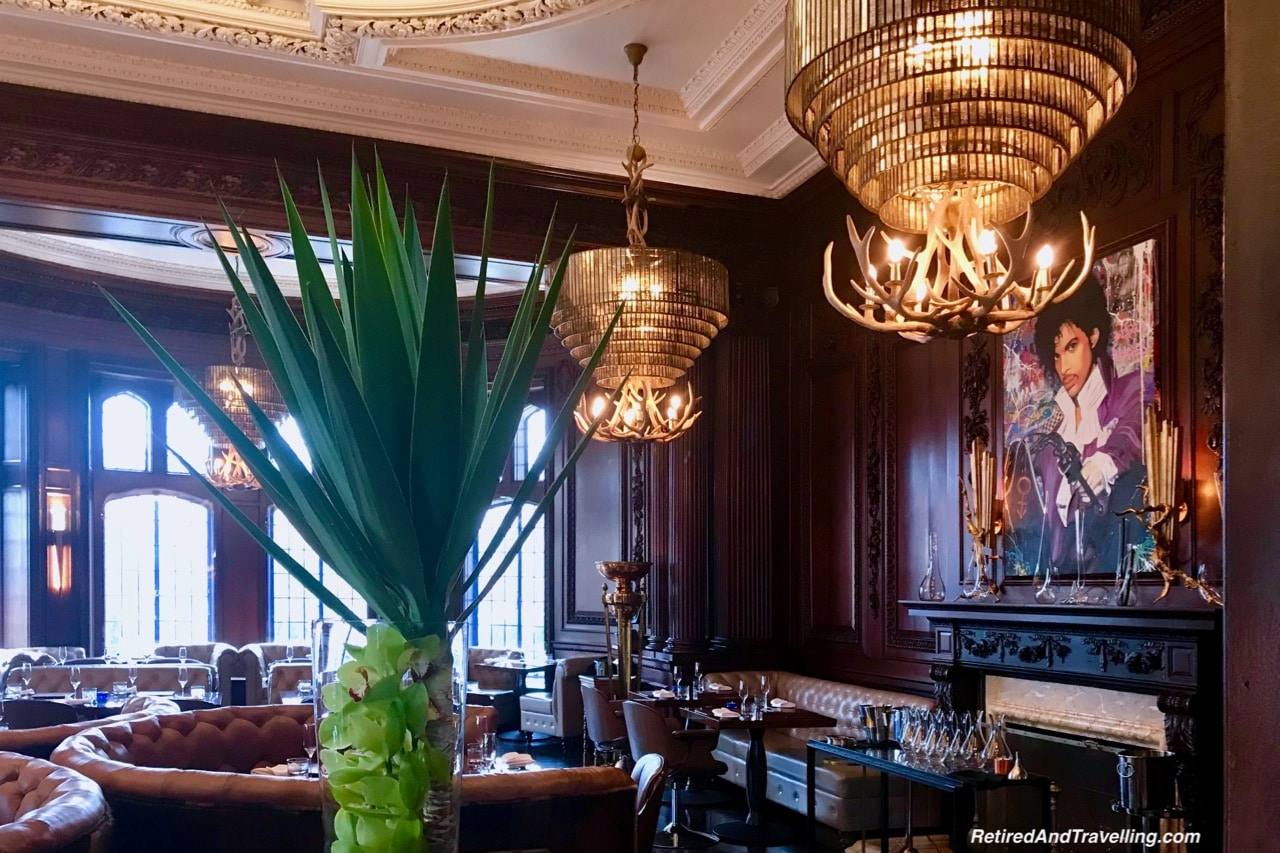 Prince in Oak Room at Casa Loma - Afternoon Tea At A Castle In Toronto.jpg