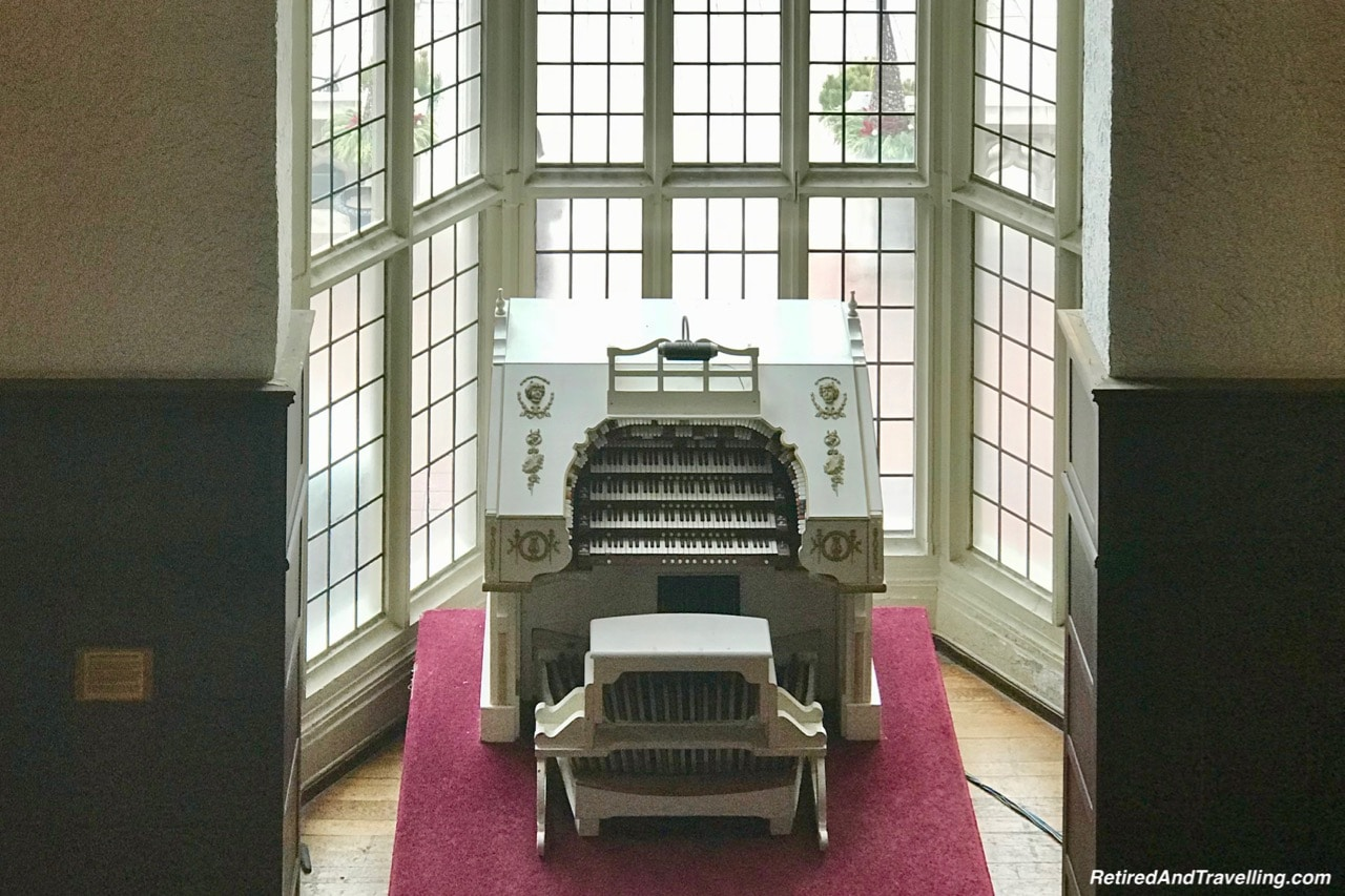 Wurlitzer Organ Casa Loma - Afternoon Tea At A Castle In Toronto.jpg