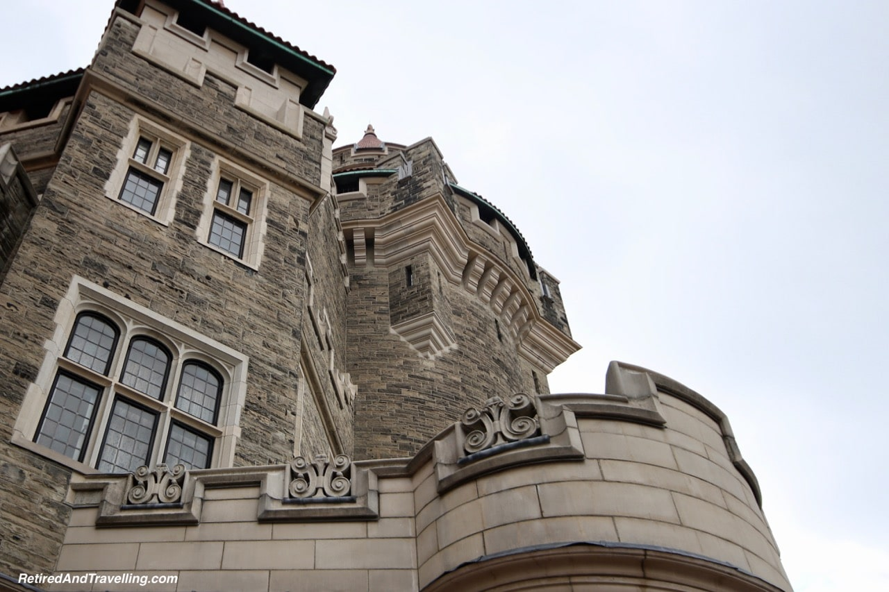 Casa Loma Back - Afternoon Tea At A Castle In Toronto.jpg