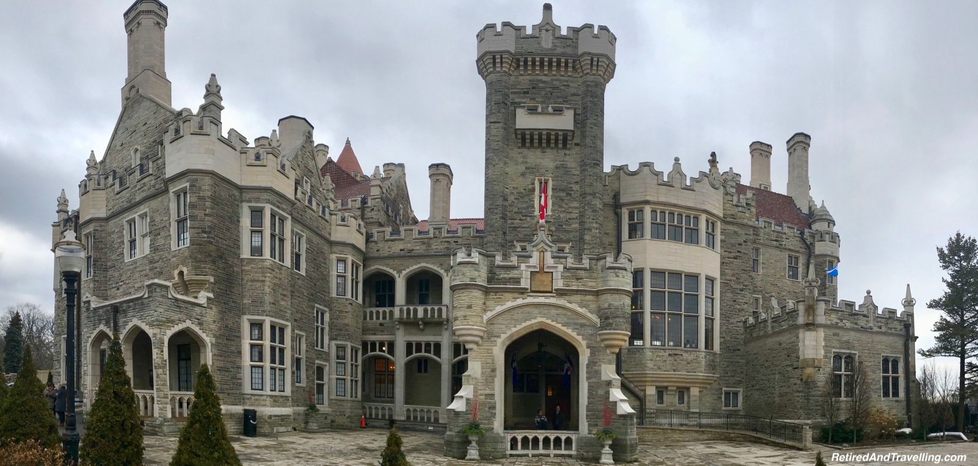 Casa Loma Front - Afternoon Tea At A Castle In Toronto.jpg