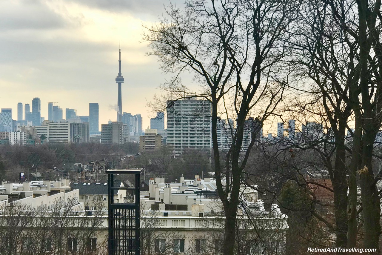 Casa Loma View To CN Tower - Afternoon Tea At A Castle In Toronto.jpg
