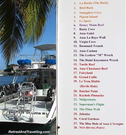 St Lucia Dive Site Map - Scuba Dive Under The Pitons In St. Lucia.jpg