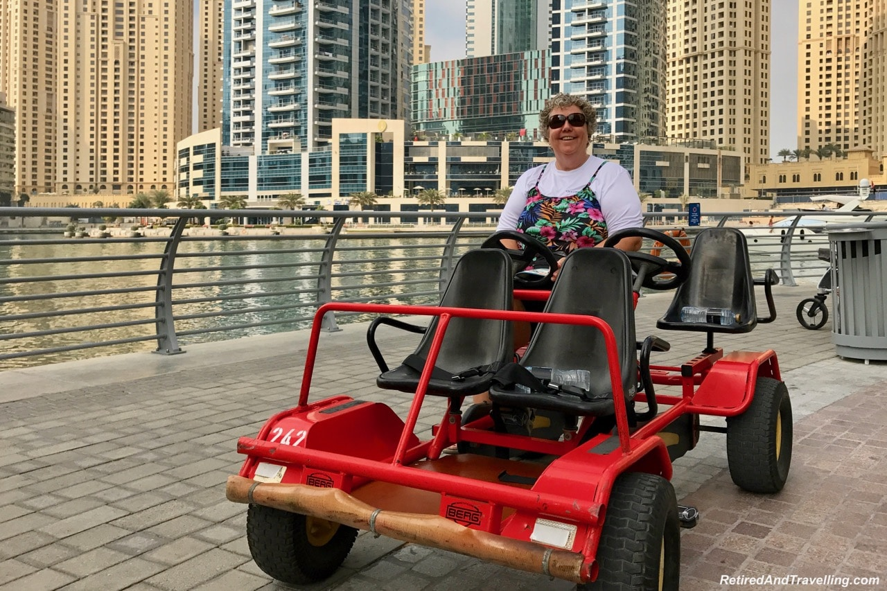 Pedal Car - Ways To Get Around Dubai.jpg