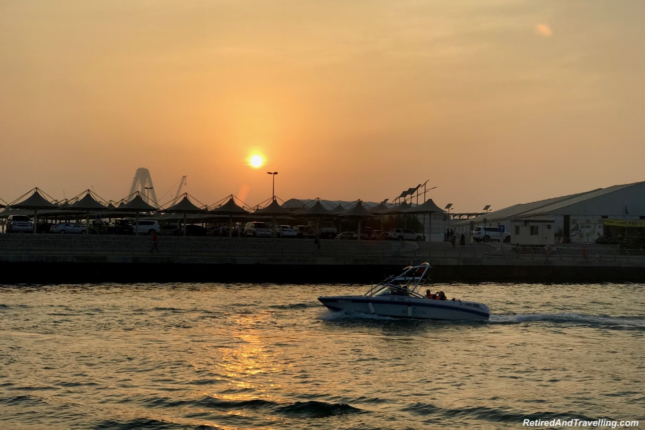 Sunset Dubai Skyline Canal Cruise Dubai Marina - Things To Do In Dubai.jpg