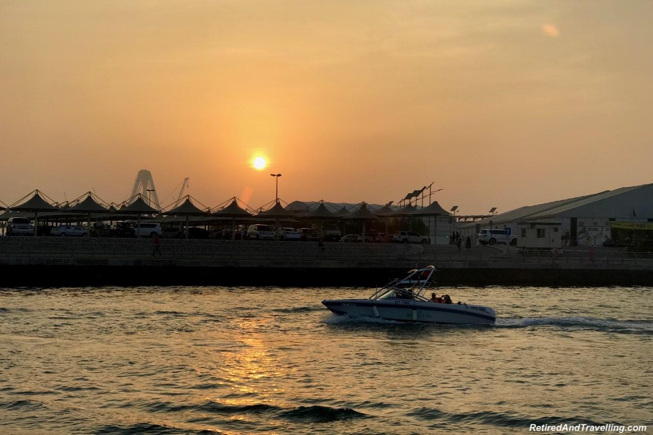 Sunset Dubai Skyline Canal Cruise Dubai Marina - Things To Do In Dubai.jpg
