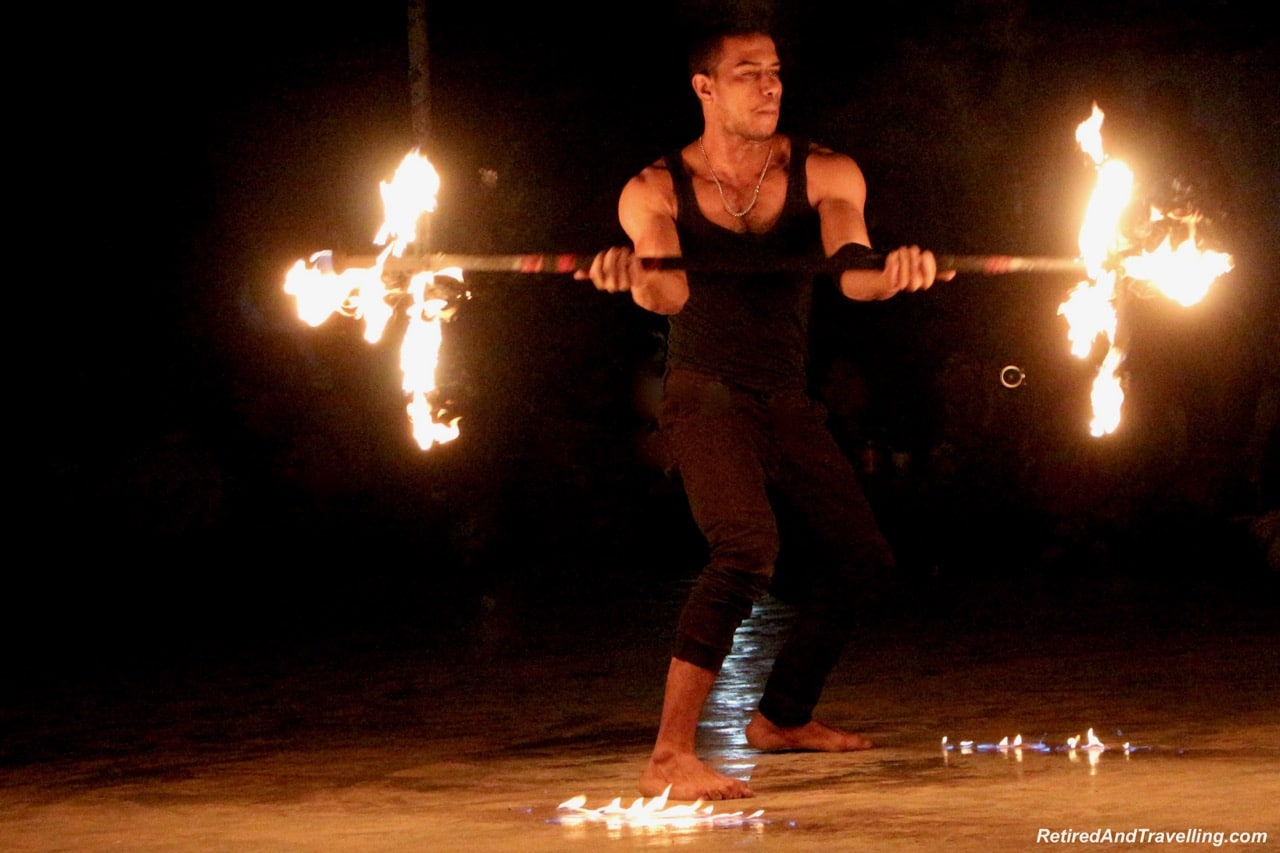 Desert Bedouin Entertainment Fire Dance - Desert Adventure From Dubai.jpg