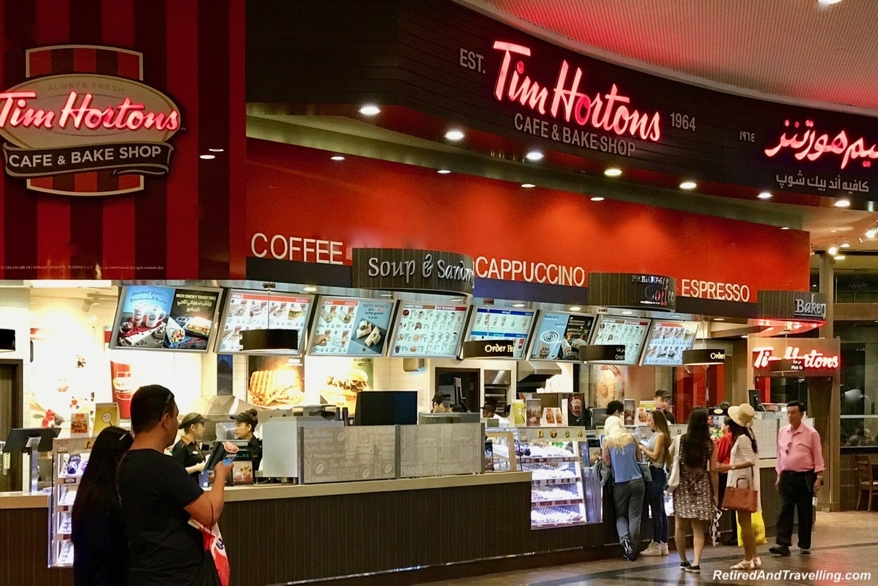 Tim Hortons Food - Dubai Mall Adventure.jpg