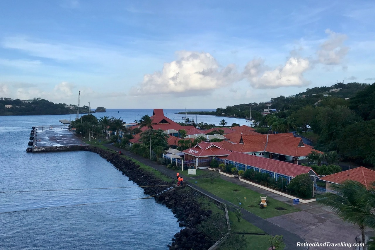 St Lucia Harbour - Cruise To The Southern Caribbean.jpg