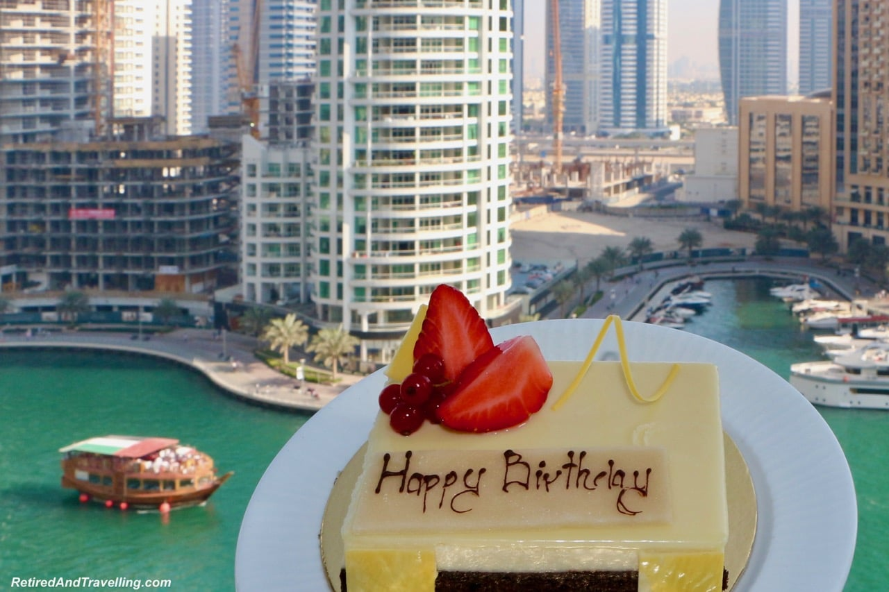 Birthday Celebration Intercontinental Dubai Marina - Dubai For New Years.jpg