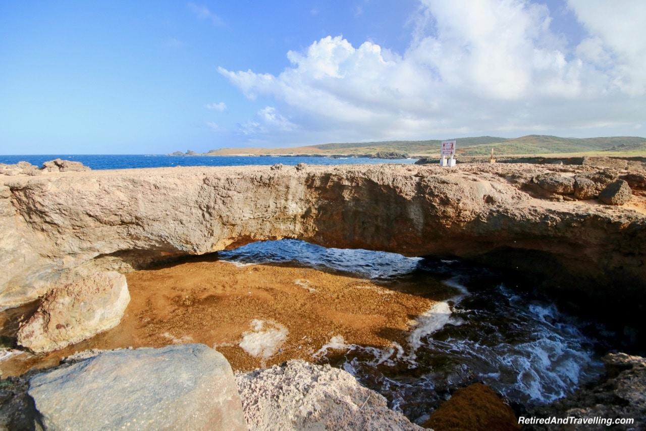 Natural Bridge Aruba - Cruise To The Southern Caribbean.jpg