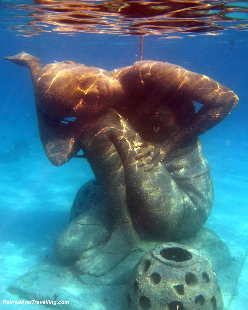 Nassau Bahamas Ocean Atlas Underwater Sculpture - Cruise To The Southern Caribbean.jpg