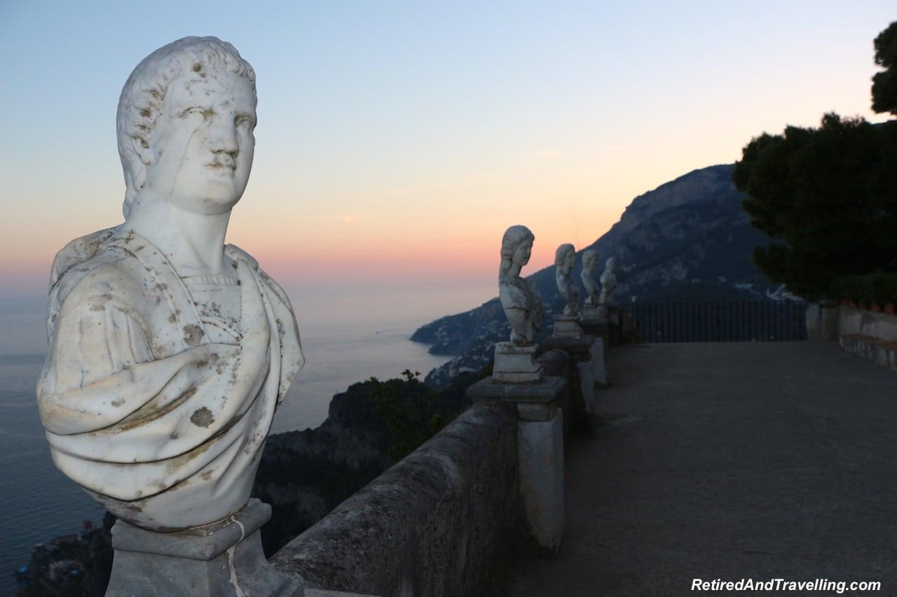 Villa Cimbrone Ravello Night Views - Travel On The Amalfi Coast.jpg