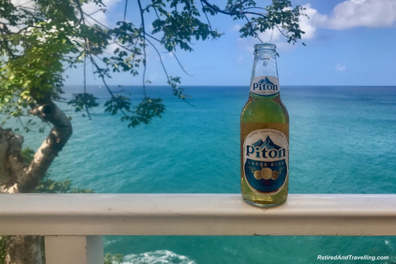 Sandals Regency La Toc Beer and a View - A Week In St. Lucia.jpg