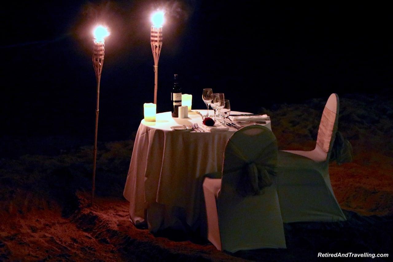 Sandals Regency La Toc Beach Dinner - A Week In St. Lucia.jpg