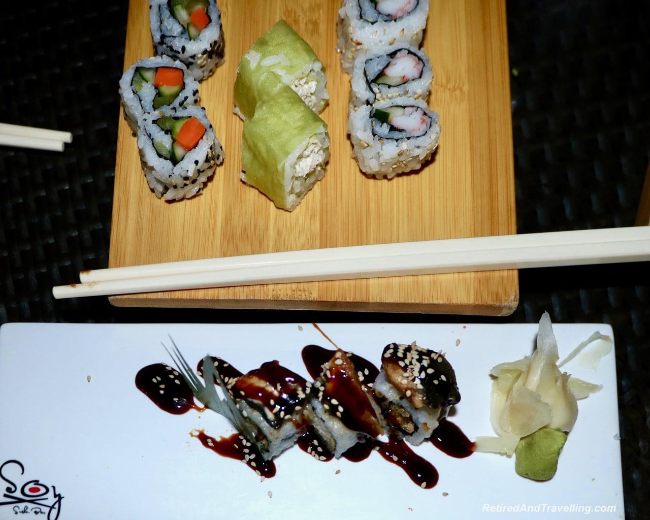 Sandals Regency La Toc Sushi Restaurant Soy - A Week In St. Lucia.jpg