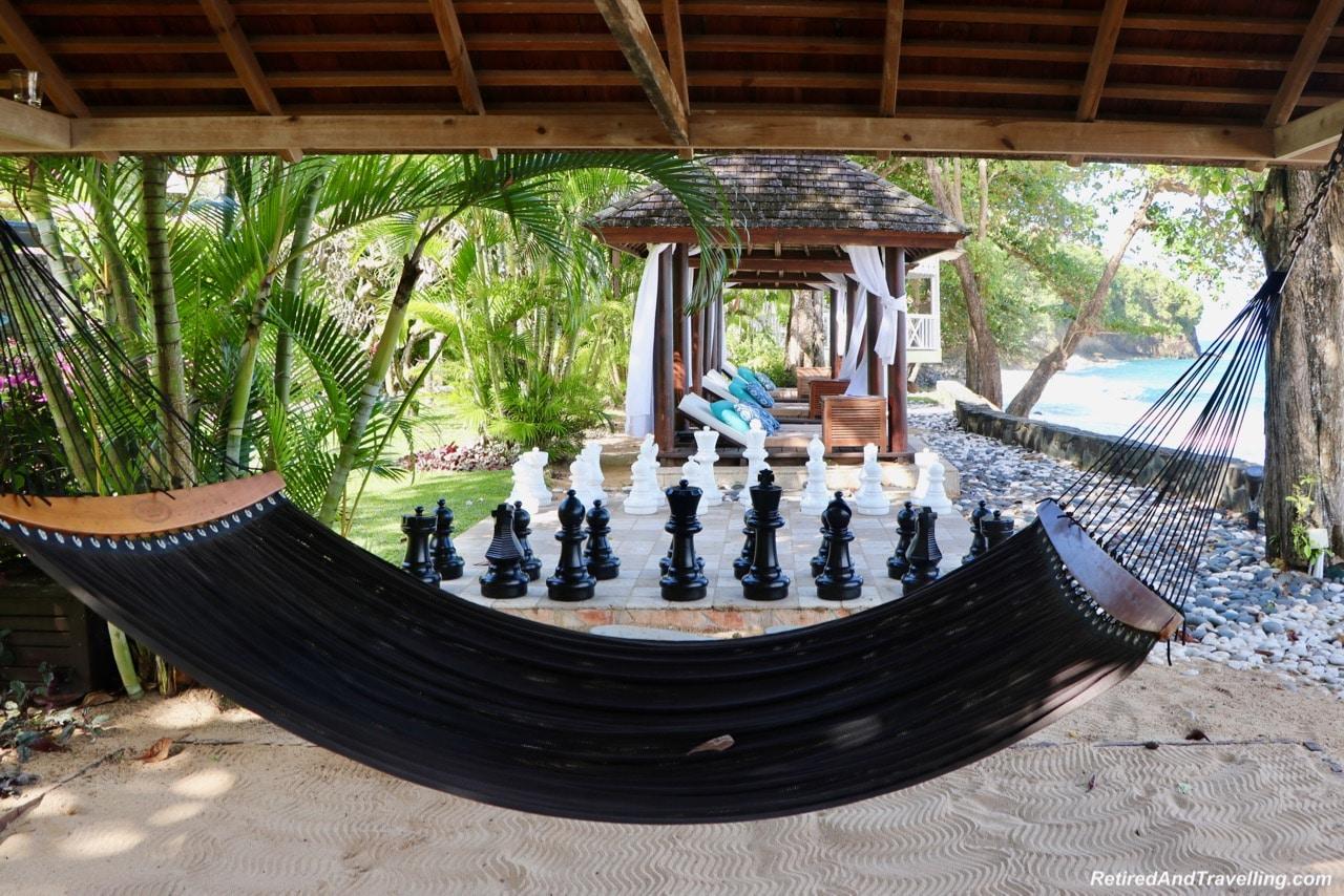 Sandals Regency La Toc Beach Hammock - A Week In St. Lucia.jpg