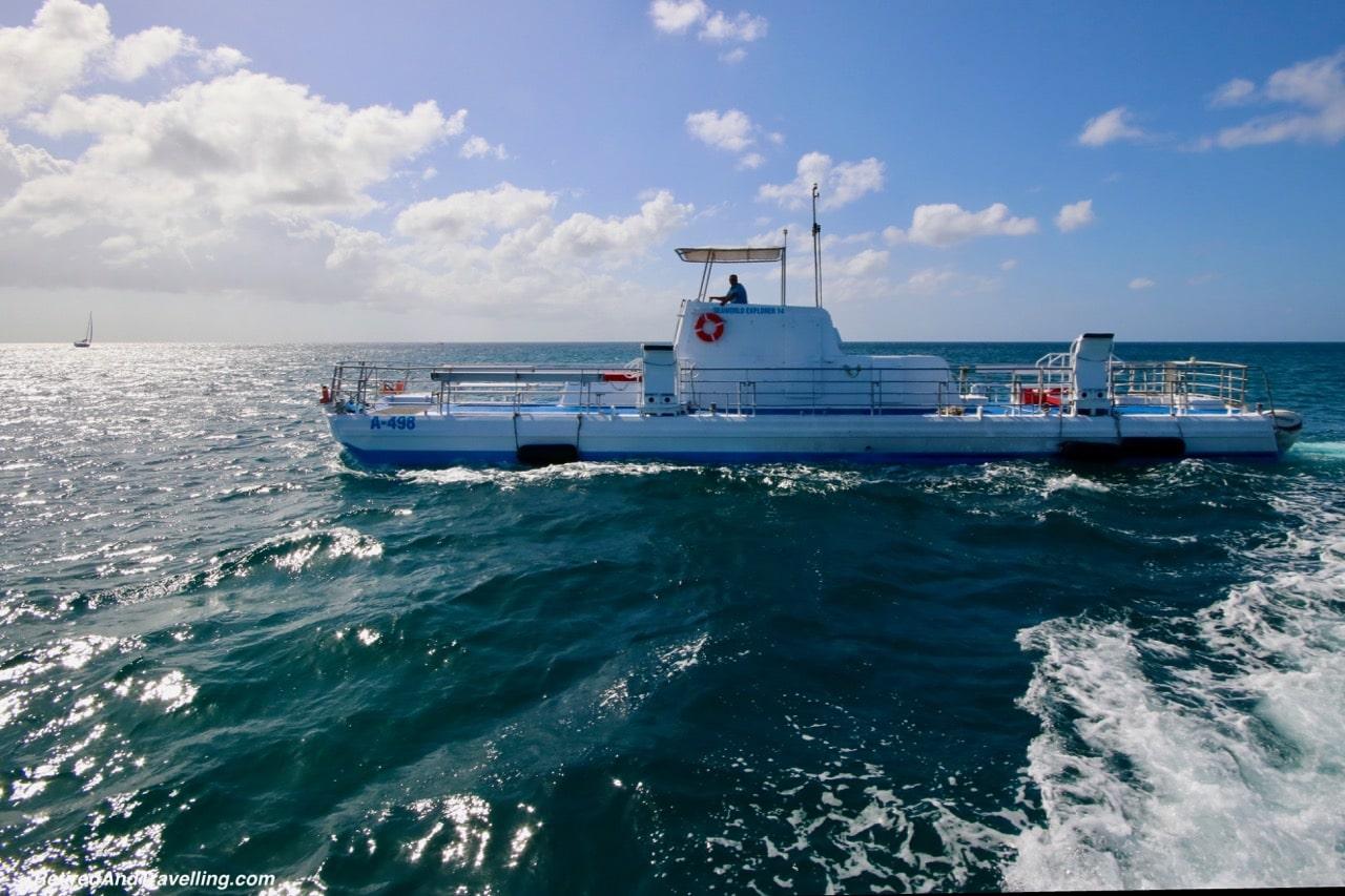Semi Submarine Aruba - Cruise To The Southern Caribbean.jpg