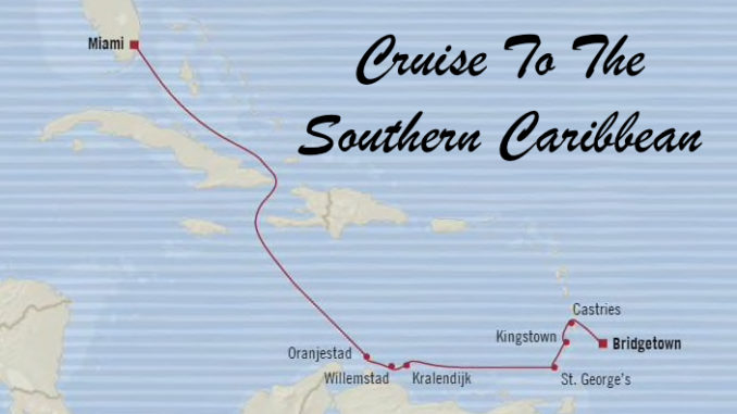 Cruise To The Southern Caribbean.jpg
