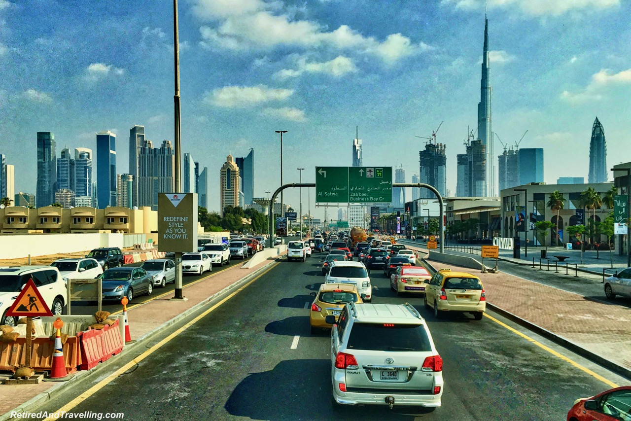 Traffic In Dubai - Dubai For New Years.jpg