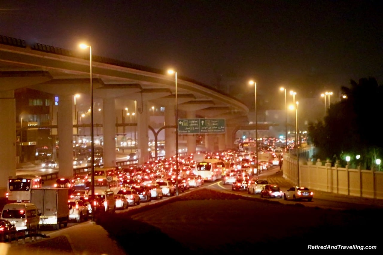 Dubai Traffic - Ways To Get Around Dubai.jpg