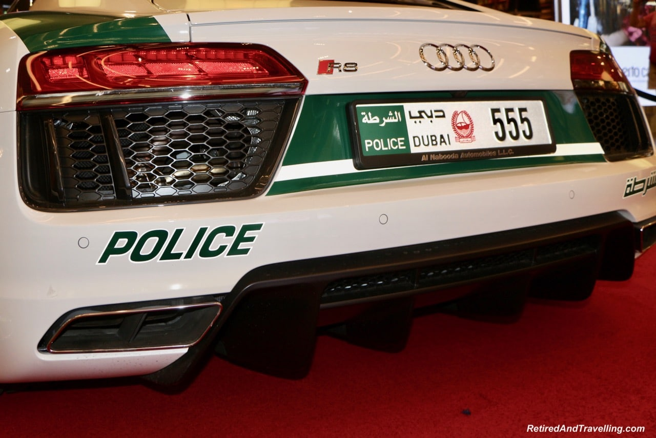 Luxury Police Cars - Ways To Get Around Dubai.jpg
