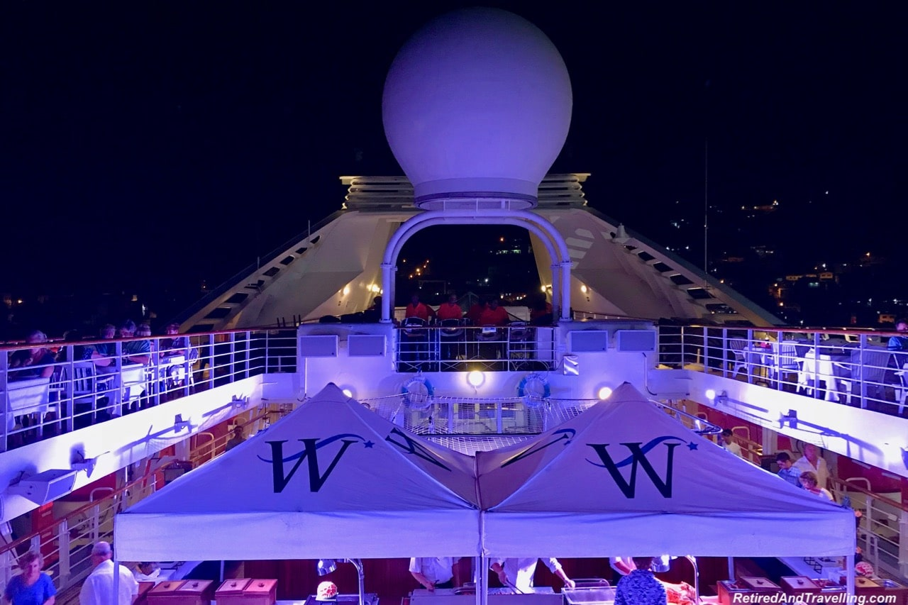 Windstar Star Pride BBQ Night - Cruising With Windstar In The Caribbean.jpg