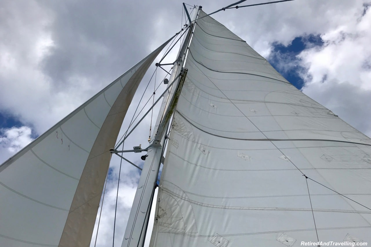 Catamaran Sailing Martinique Diamond Rock - Cruising With Windstar In The Caribbean.jpg