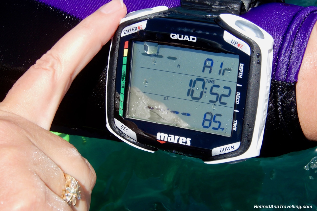 Mares Quad Dive Computer - Scuba Diving in Grenada.jpg