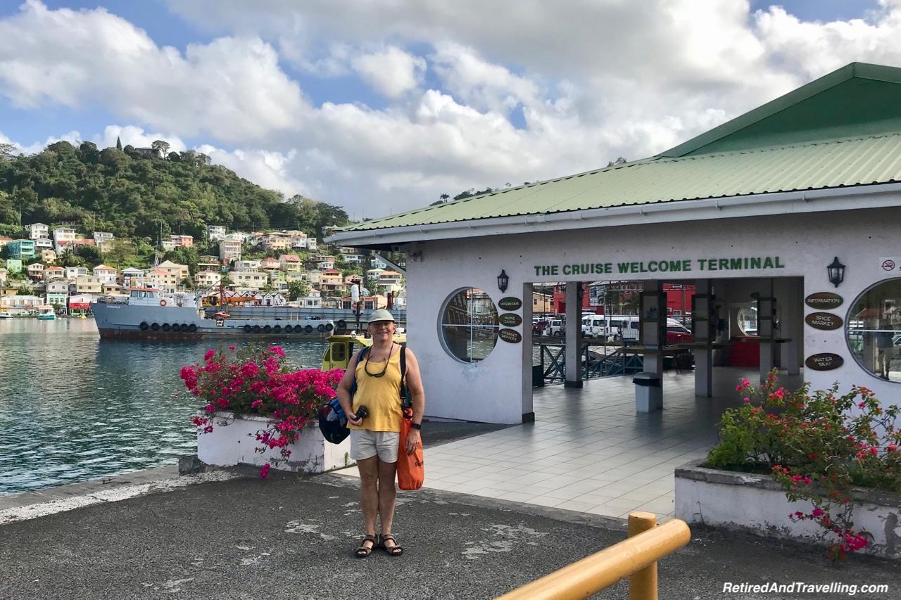 Cruise Terminal - St George's Grenada Harbour - Scuba Diving in Grenada.jpg