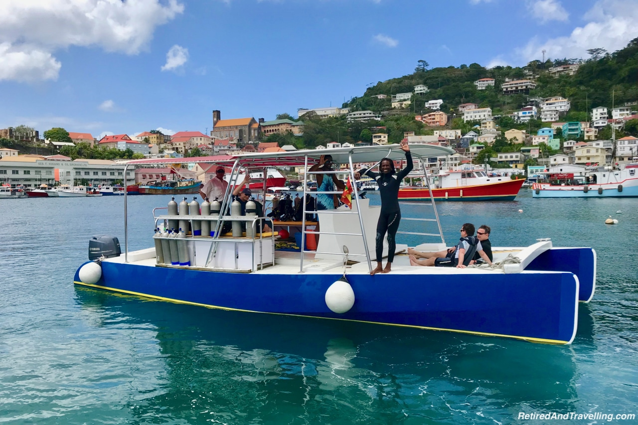 Grenada Eco Dive Boat - Scuba Diving in Grenada.jpg