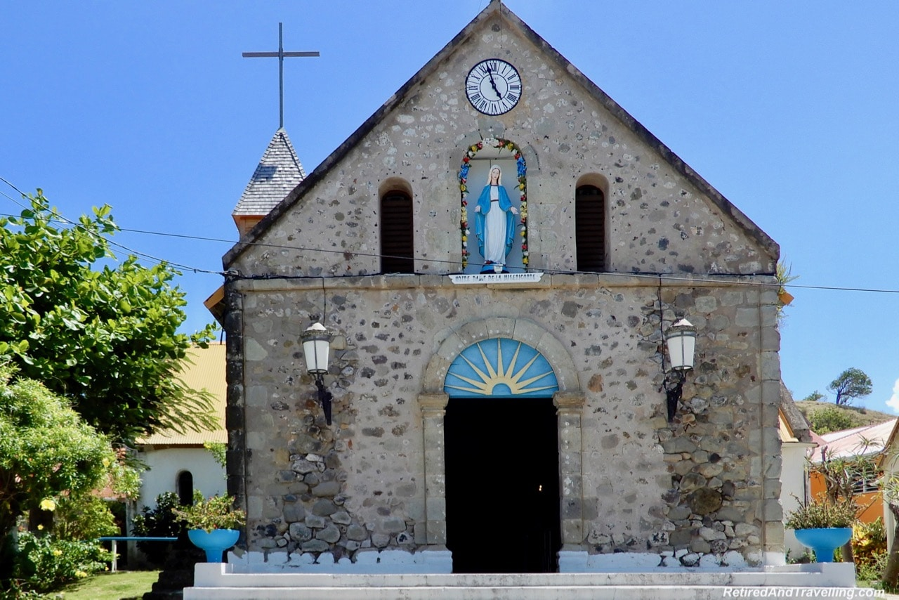Guadaloupe Terre de Haute Les Saintes Town Church - Cruising With Windstar In The Caribbean.jpg