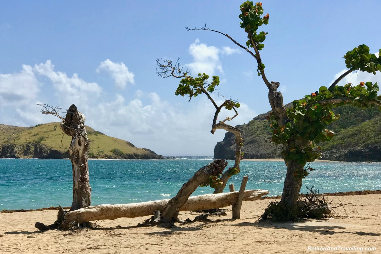 Guadaloupe Terre de Haute Les Saintes Pompierre Beach - Cruising With Windstar In The Caribbean.jpg