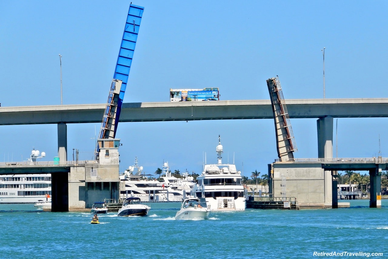 Miami Bayside Marketplace Lift Bridge - Cruising With Windstar In The Caribbean.jpg