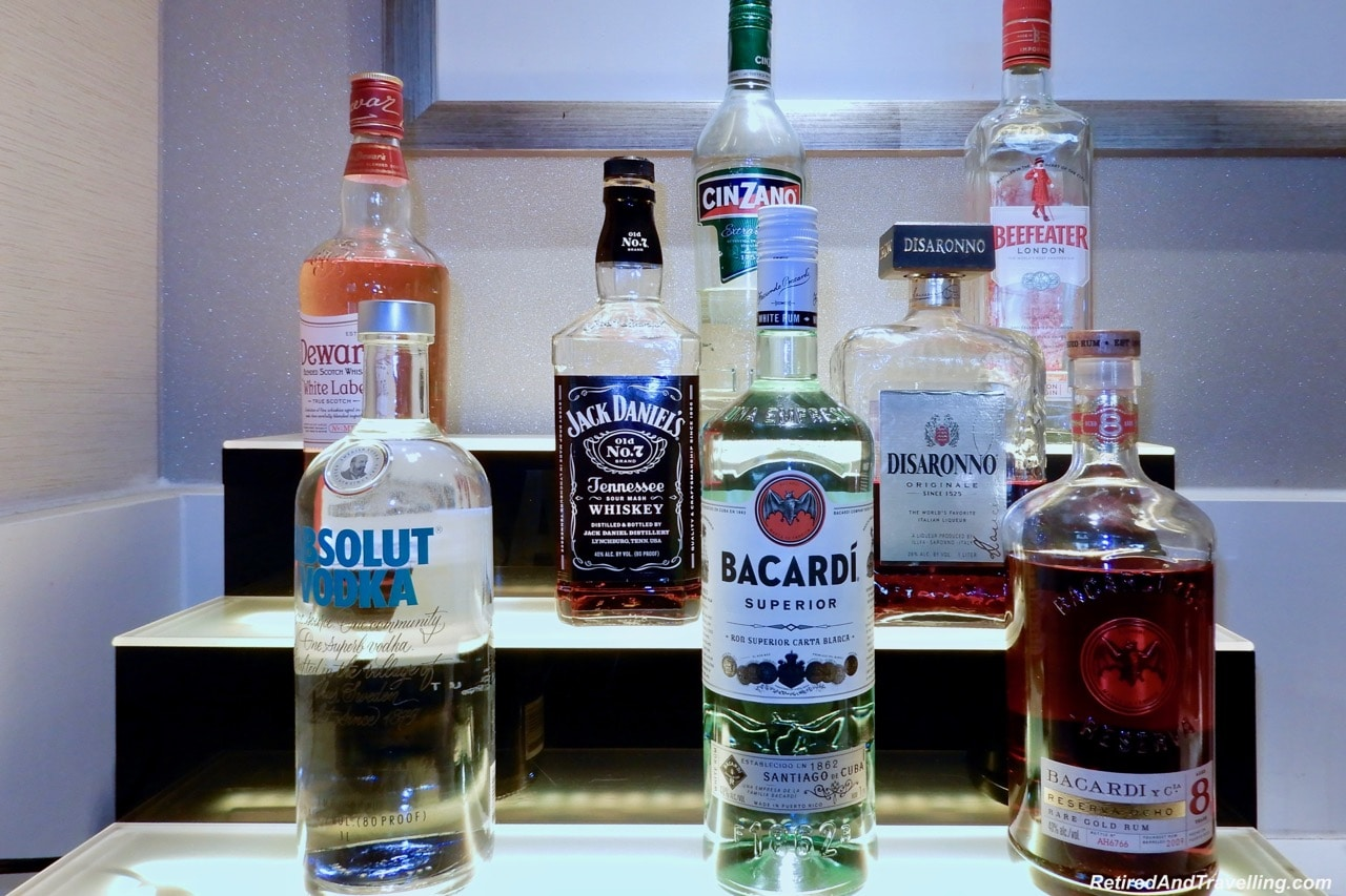 Limit The Alcohol - Lost Weight on a Cruise.jpg