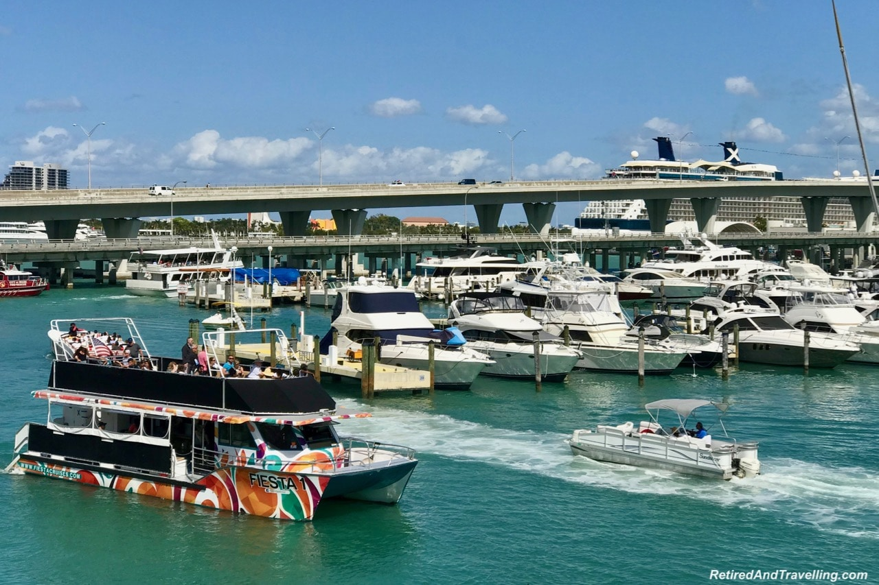 Miami Bayside Marketplace Tour Boats - Cruising With Windstar In The Caribbean.jpg